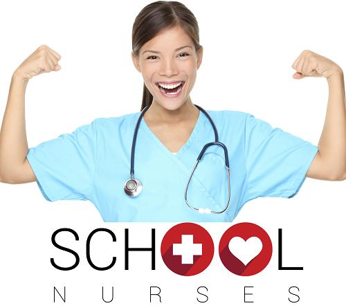 School Nurses. enfermeras escolares