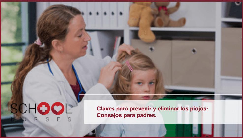 Claves para prevenir y eliminar los piojos: consejos para padres