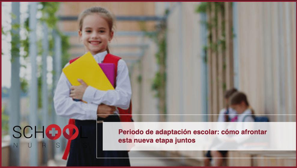 Periodo de adaptación escolar: cómo afrontar esta nueva etapa juntos