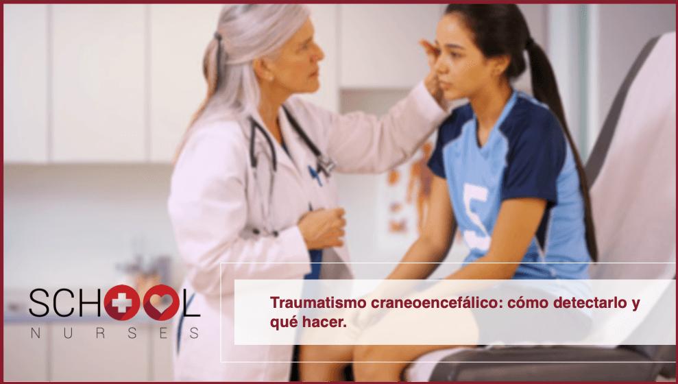Traumatismo craneoencefálico: cómo detectarlo y qué hacer