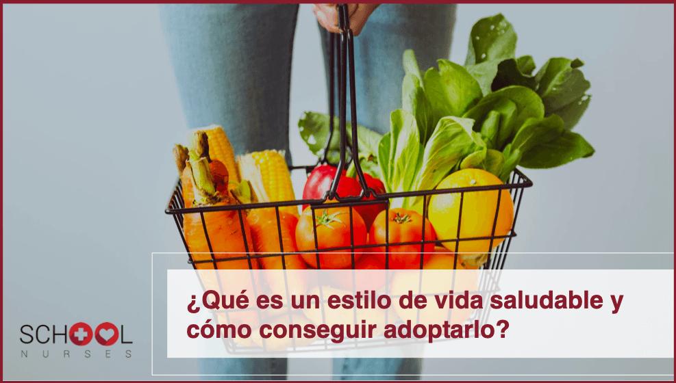 ¿Qué es un estilo de vida saludable y cómo conseguir adoptarlo?