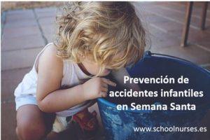 Prevención de accidentes infantiles en Semana Santa