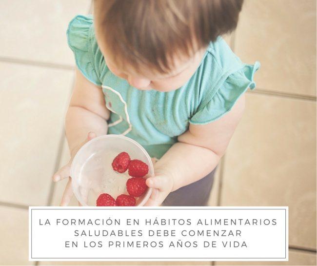 formacion para evitar obesidad y sobrepeso infantil