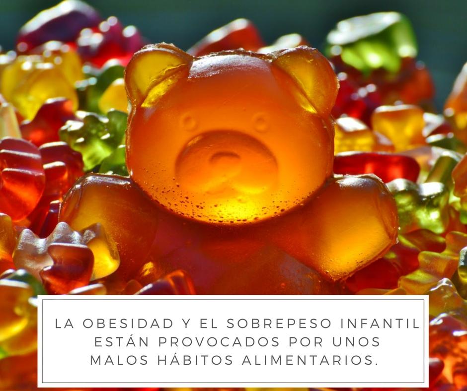 malos habitos alimentarios obesidad y sobrepeso infantil