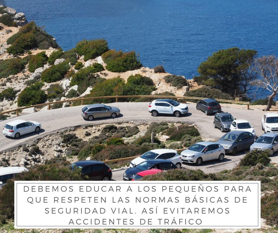 papel de la seguridad vial para evitar accidentes de trafico