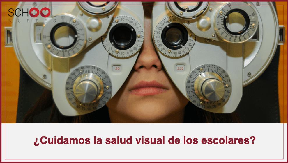 La salud visual de los niños en edad escolar ¿cómo cuidarla?