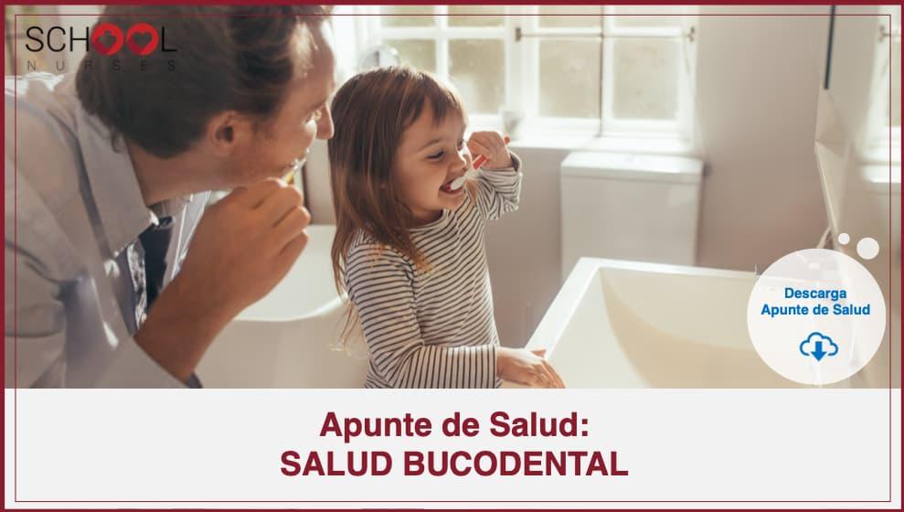 Apunte de Salud SALUD BUCODENTAL