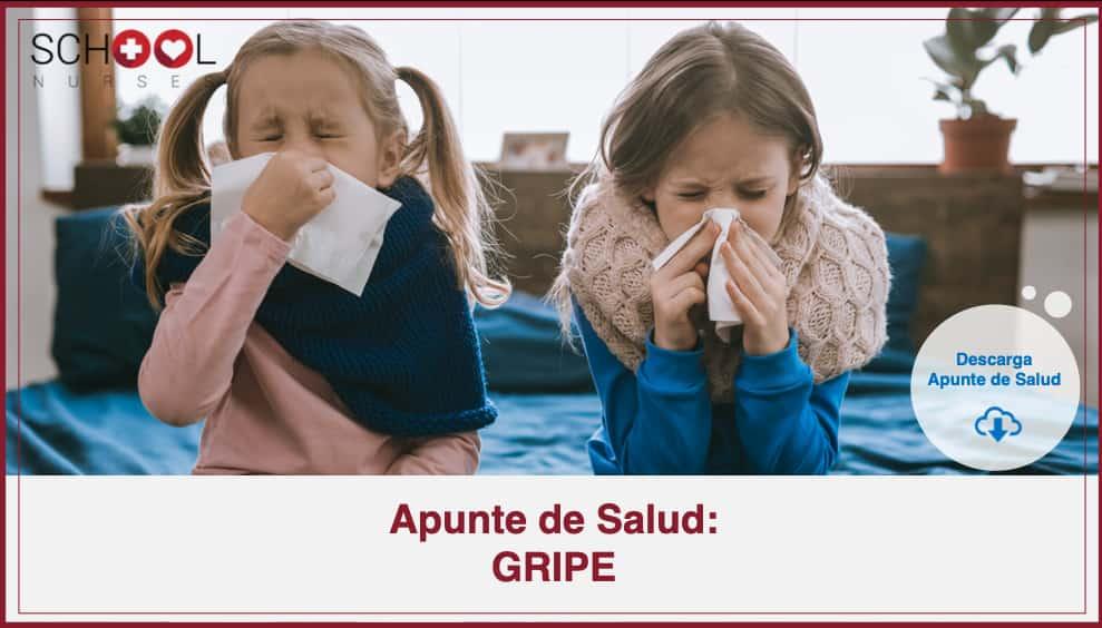 Apunte de Salud GRIPE