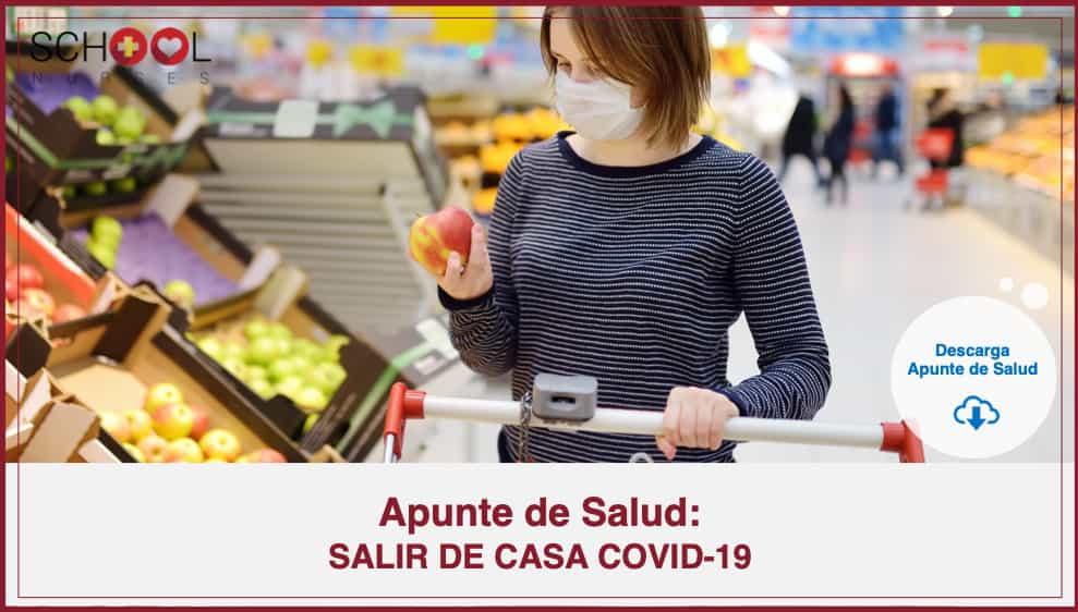 SALIR DE CASA COVID-19