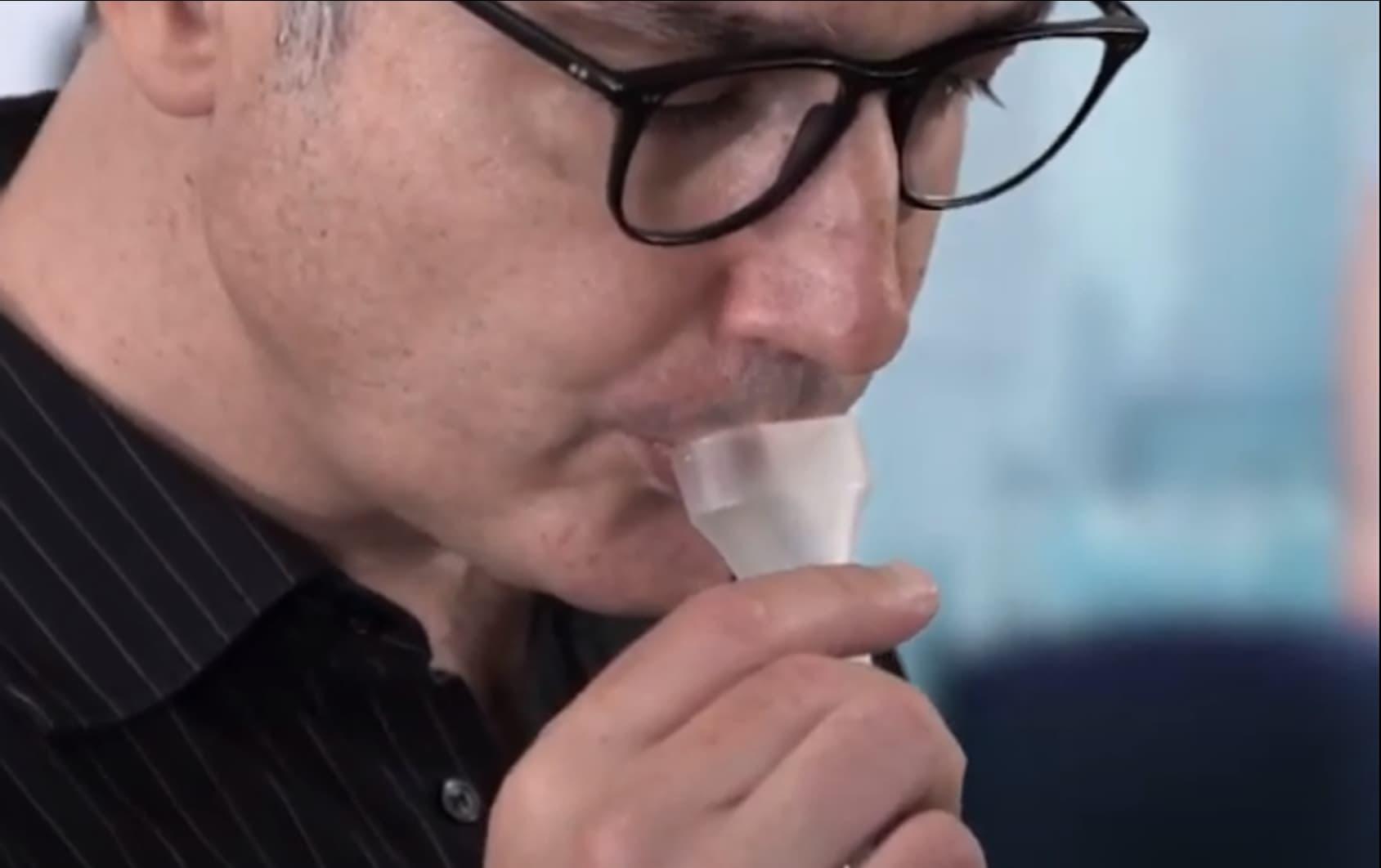 Test de Saliva