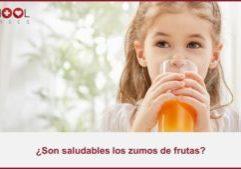 Qué tan sanos son los zumos de frutas
