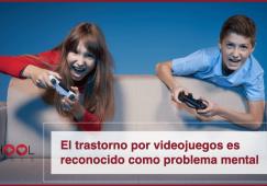 El trastorno por videojuegos es reconocido como problema mental