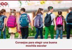 Cómo Elegir mochila para colegio peso