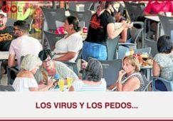 Los virus y los pedos COVID 19